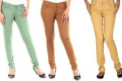 Стильные и модные брюки чинос