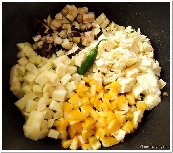 овощи, баклажаны, капусты, кабачки, болгарский перец