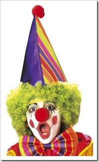 клоун Мусля