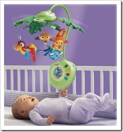 Игрушки для новорожденных детей