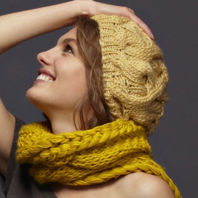 Техника вязания шелковую бахрому к шали
