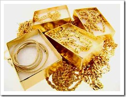 Виды плетений золотых цепочек