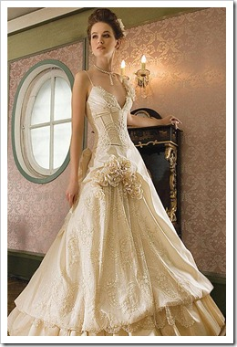 Возвращение свадебного платья