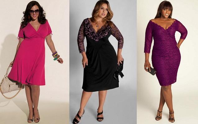 как украсить черное трикотажные платья