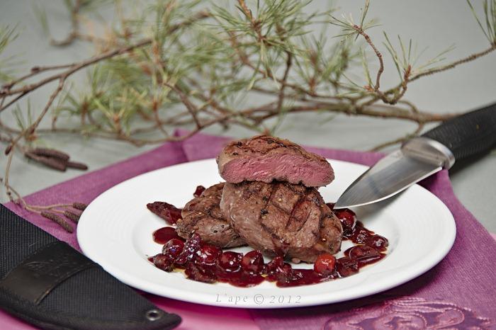 Как приготовить блюда из оленины рецепты
