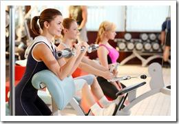 Фитнес клуб – оздоровление души и тела.