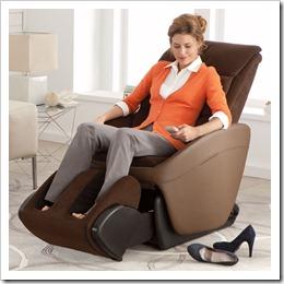 Дополнительные полезные функции, которыми оснащаются массажные кресла.