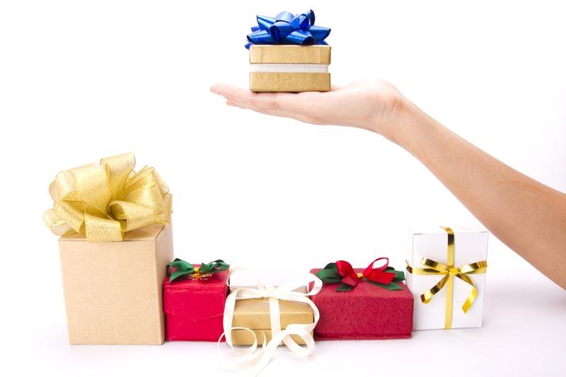 На букву р подарок