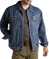 Мужские джинсовые куртки - популярны как никогда